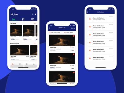Travel app designthinking person user journey user story user flow user research user experience user interface adobe xd uxui ui  ux mockup app design app mobile design ui ios iphonex