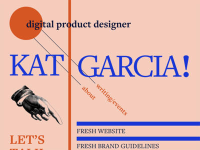 Alternate version of my new website... el lissitzky bauhaus modernist dada ui design website