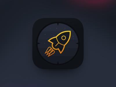 Dailyui Day 5 - Application icon Icon