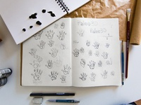 Paleo sketches