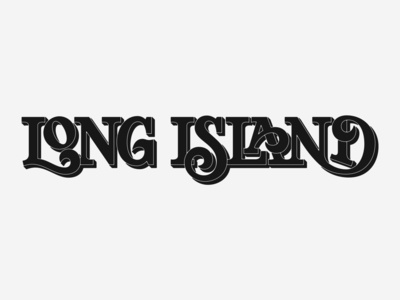 Long Island Lettering