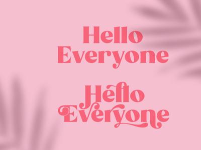 Groovy Font illustration design logo display font fonts branding goodtype typography groovy logotype