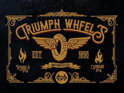 Triumph Wheels