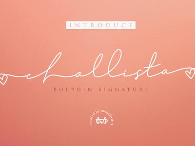 Challista Signature