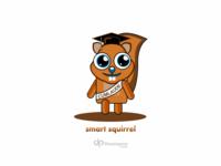 """Smart Squirrel"" #1"