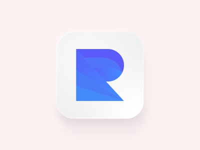 R Letter Mark | R Letter App icon | Logo icon design icon art 3d animation ui illustration modern icon text icon typography motion graphics graphic design design logos logotype branding icongraphy icon app icon logo icon logo design logo