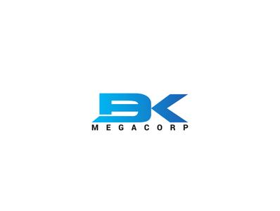 ADK letter based  logo
