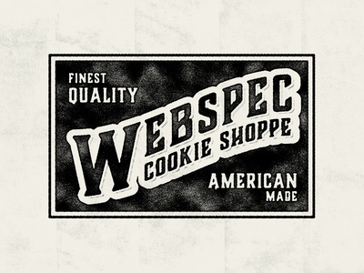 Webspec Cookie Shoppe