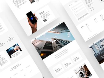 Cadence CMS Template   Webflow agency portfolio