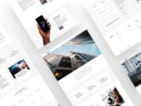 Cadence CMS Template | Webflow