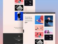Portella CMS Template | Webflow
