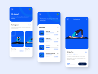 Yoga Exercise App