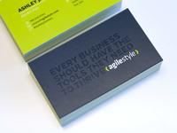 AgileStyle Cards