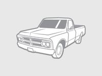 Econolube Truck