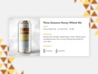FMB Beer Details