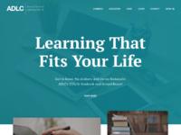 Adlc homepage