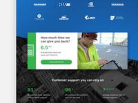PlanGrid Marketing Website
