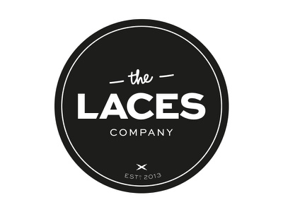 The Laces Company shoes branding laces shoelaces