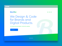BlendNew - Design & Code - Daily UI 003
