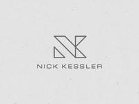Nick Kessler Logo Concept