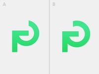 P Identity - A/B Comparison