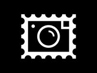 Stamp/Camera Logo