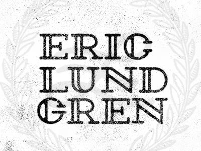 Ericlundgren logo