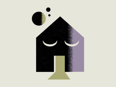 Experiment 1 house texture simple illustration