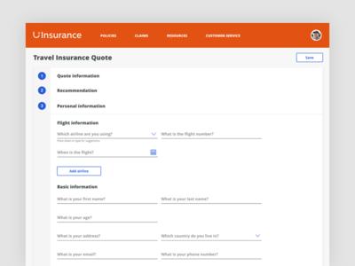 WSS 2 user interface form design material design design system