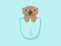 Pocket Otter!!!!