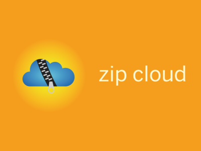 Cloud Computing Logo - Zip Cloud
