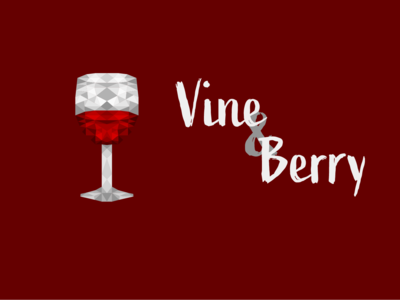 Geometric Logo - Vine & Berry