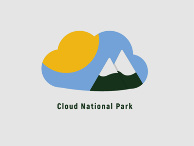 National Park Logo - Cloud National Park