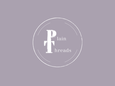 Hip Clothing Brand - Plain Threads (dark)