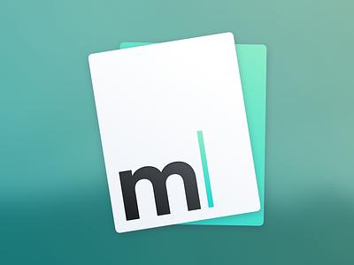 Mou App Icon free mou markdown mac sketch icon