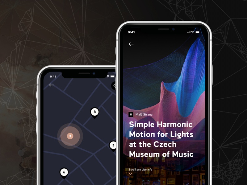 Signal Festival - Mobile App - Sneak Peak uiux concept mobile app mobile ui