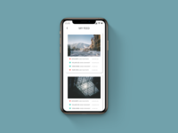 DailyUI #047 Activity Feed