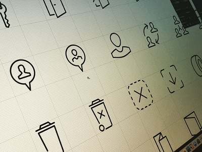 Picons Thin Update 2 picons icons vector update thin ios