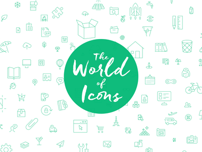 The World of Icons icon icon design articles blog icons