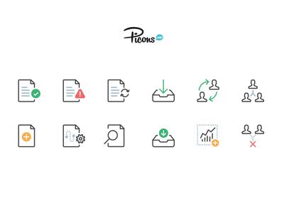 Picons Custom Icons picons.me custom icon design custom icons icons picons