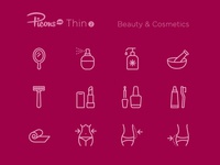 Picons Thin 2: Beauty & Cosmetics