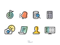 Icons databox2
