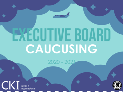 Executive Board Caucusing