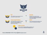 #NonCommissionWORK - MASTAR 2019 Logo Meaning