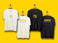 Novative T-shirts/Uniforms