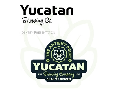 Yucatan Brewing Co. Branding