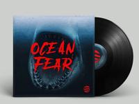 Ocean Fear by Sirvo - track label