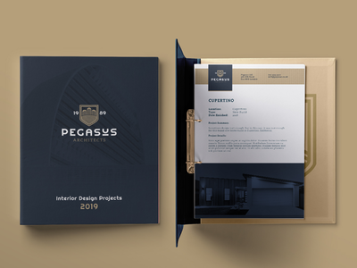 Pegasus architects folder