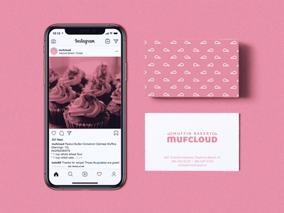 Mufcloud Brand scene - IG + BC