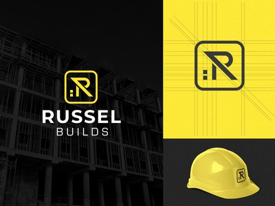 Russel Builds logo